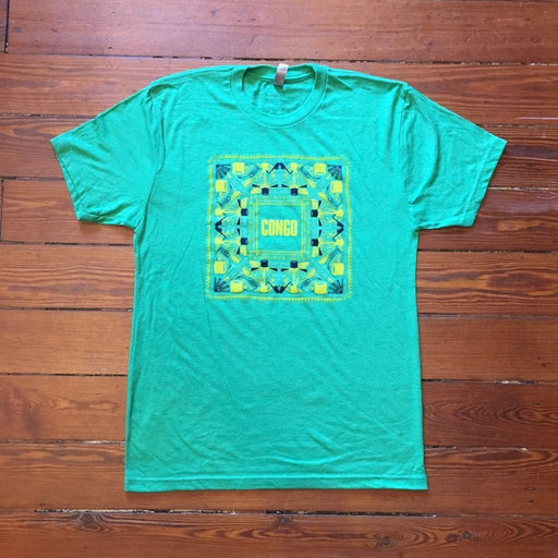 Dirty Coast Press Shirt Congo Square - Bamboula Edition