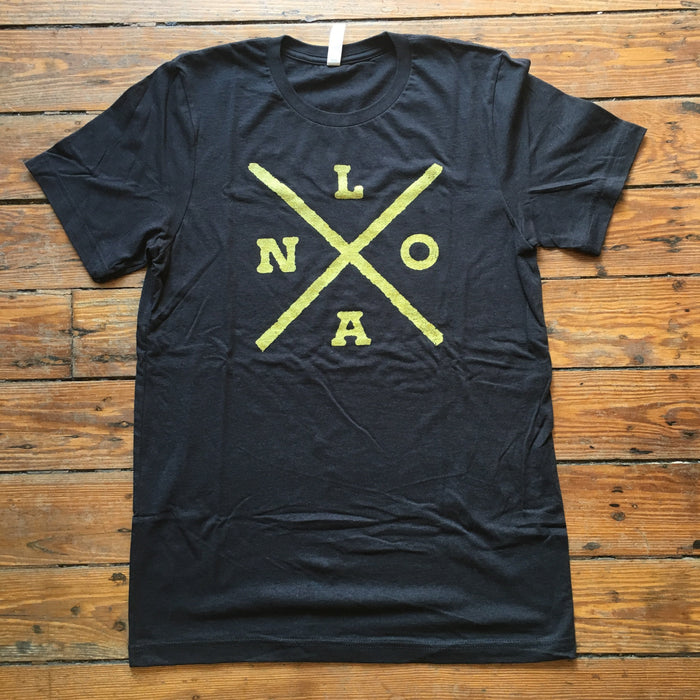 Dirty Coast Press Shirt Nola X