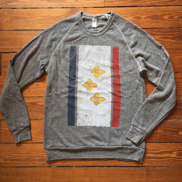 Dirty Coast Press Shirt Our Flag Sweatshirt