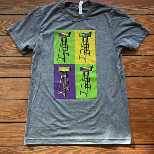Dirty Coast Press Shirt Parade Ladders