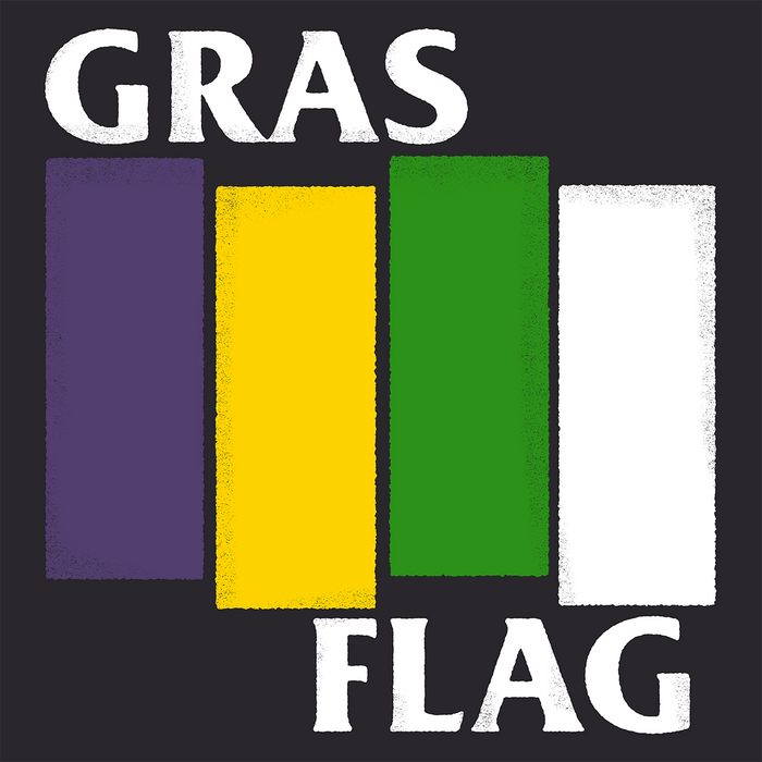 Dirty Coast Press Shirt The Gras Flag