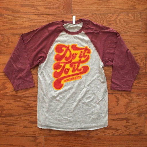 Dirty Coast Press Shirt Unisex Small Do It To It - Baseball Sleeve