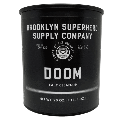 Superpower Cans - Doom