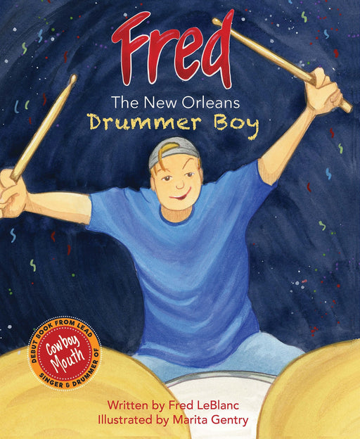 Fred, the New Orleans Drummer Boy