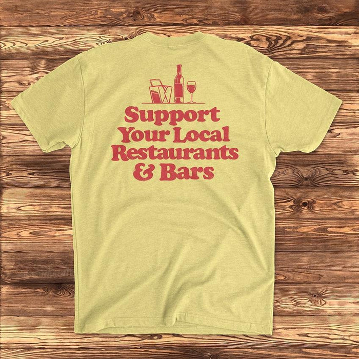 Support Your Local Restaurants and Bars