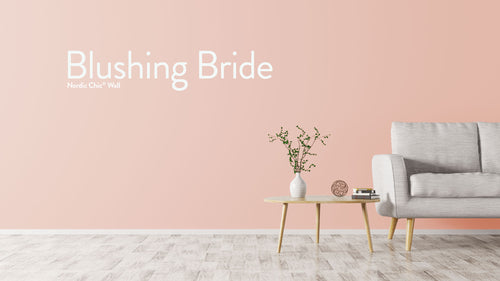 Blushing Bride -Vegg