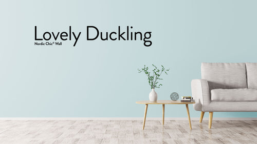Lovely Duckling- Vegg