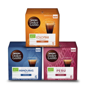 PROMO! Pack x3 cajas Absolute Origin - Peru / Honduras / Colombia