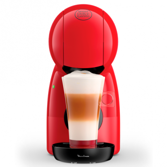 Piccolo XS Roja - Cafetera Dolce Gusto Moulinex