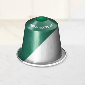 NEW! Starbucks® PICKE PLACE® - x10 capsulas By Nespresso