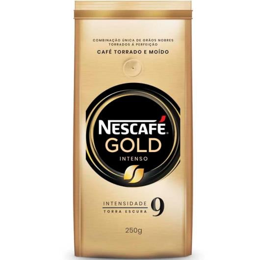 Nescafe Gold Molido 250gr intensidad 9