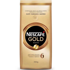 Nescafe Gold Molido 250gr intensidad 6
