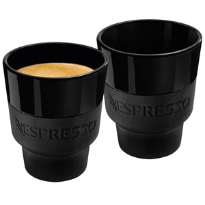Ultimos! Set x2 Tazas Touch MUG 300ml. - Nespresso