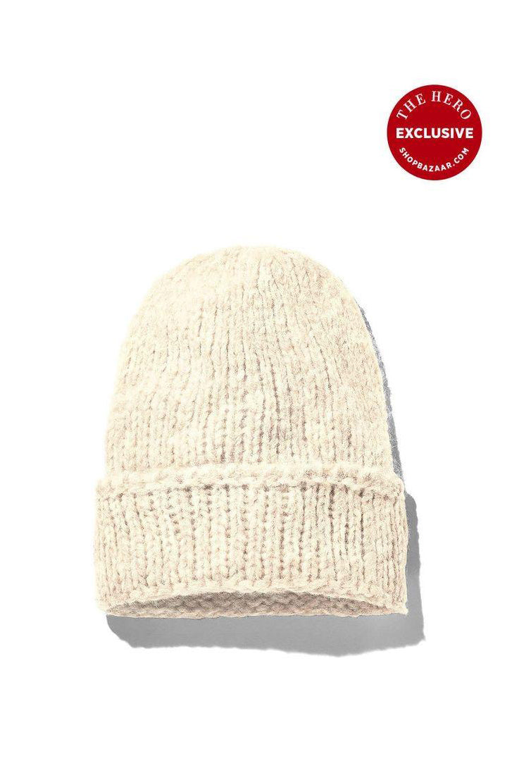 Superba Beanie in Milk