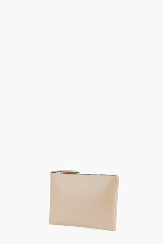 Troisieme Small Crossbody Pouch in Molasses