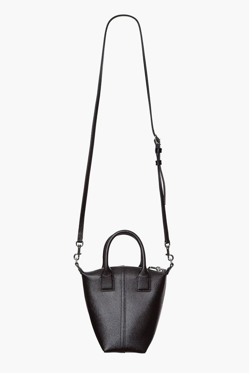 Concierge Tote: Le Mini  in Stamped Leather