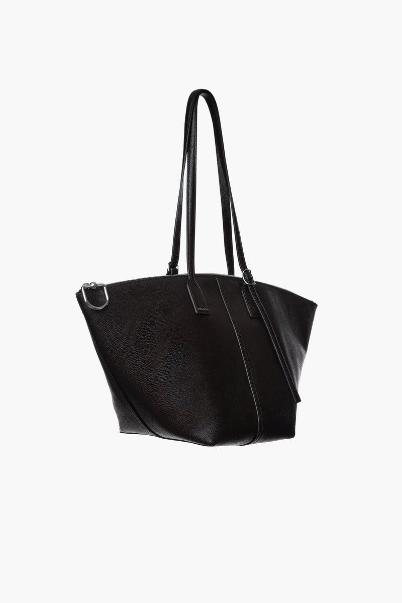 Concierge Tote: Le Classic in Stamped Leather