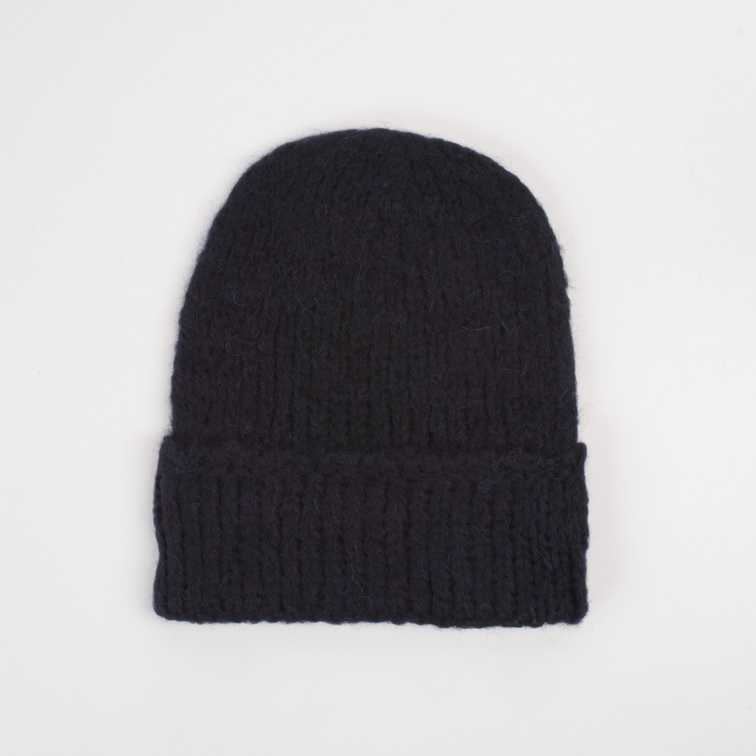 Superba Beanie in Ink