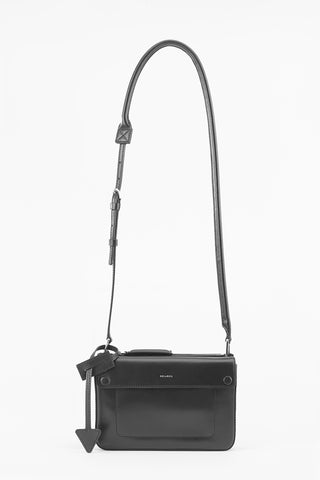 Troisième Top Handle Satchel in Midnight