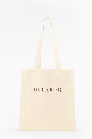 Delaroq Logo Heat Embossed Clutch
