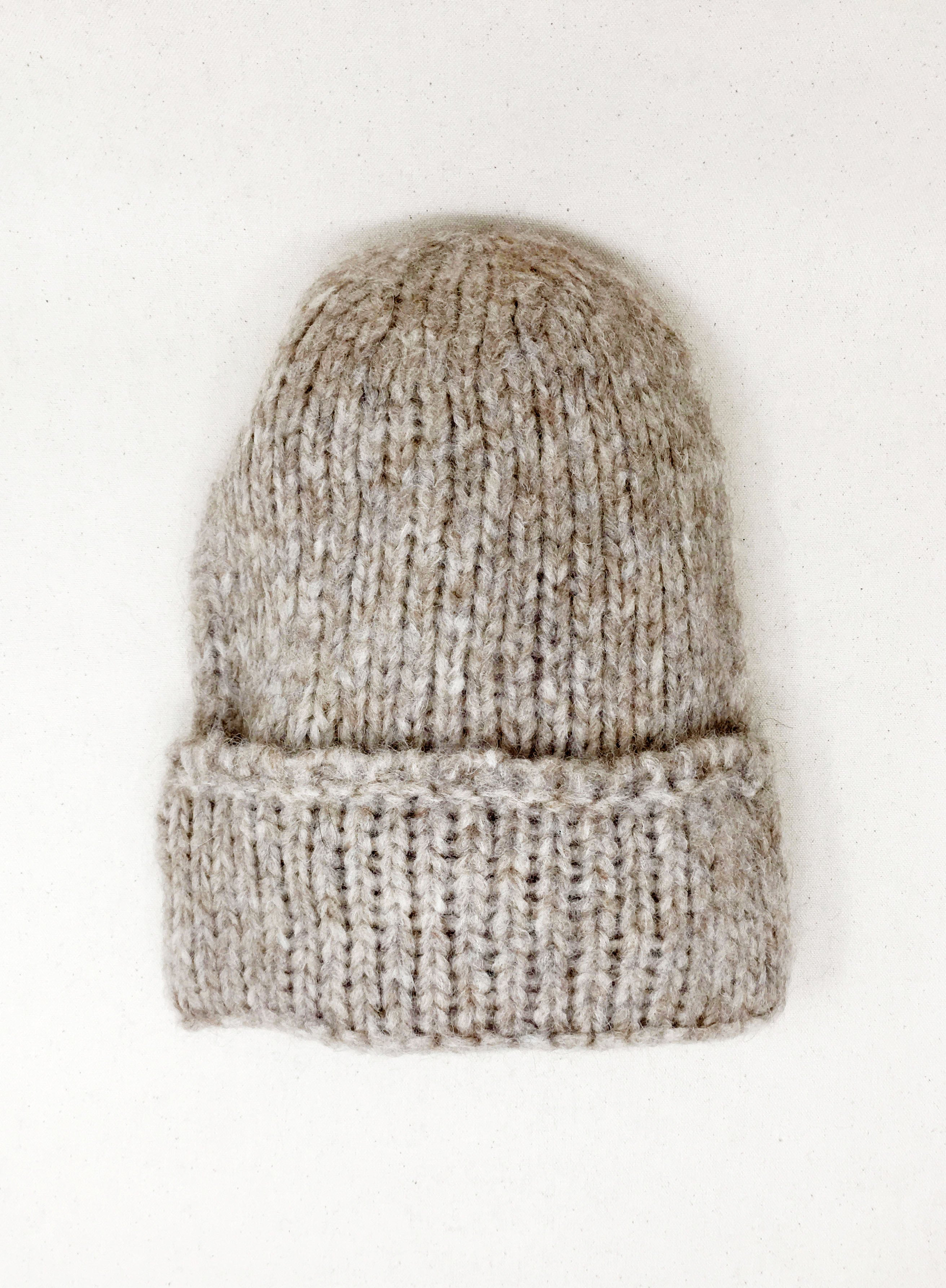 Superba Beanie in Toasted Oat