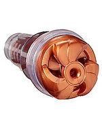 Fleshlight Turbo Thrust Copper Male Masturbator - Adult Toys