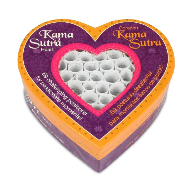 Kama Sutra Heart - Adult Toys