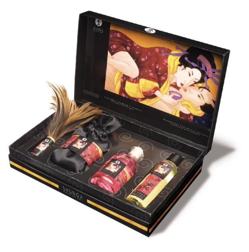 SHUNGA Tenderness & Passion Gift Set - Adult Toys