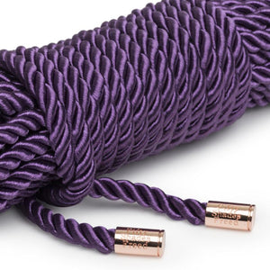Fifty Shades Freed Want To Play Silk Rope - Adult Toys