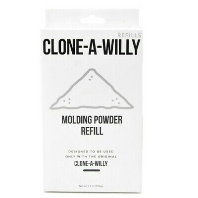 Clone A Willy Moulding Powder Refill Bag