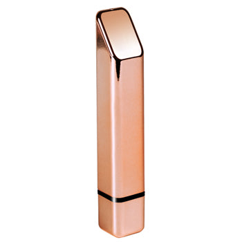 Rocks-Off Bamboo 10 Speed Rose Gold Bullet Vibrator - Sex Toys Adult