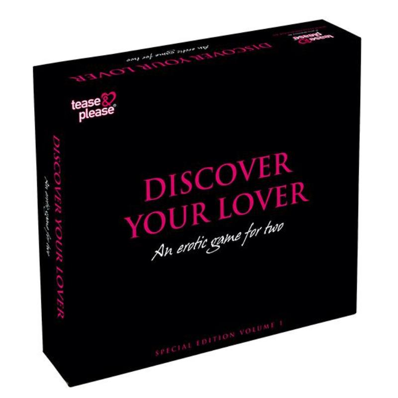 Discover Your Lover Special Edition - An Erotic Game for Two