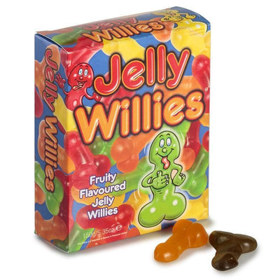 Jelly Willies - Adult Toys