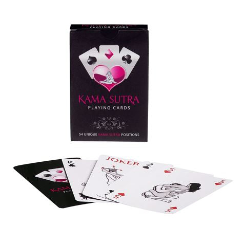 Kama Sutra Poker Game - Adult Toys