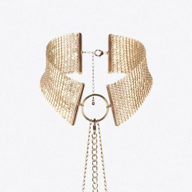 Bijoux Desir Collar - Gold