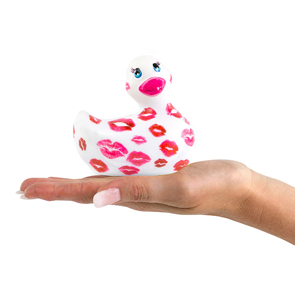 I Rub My Duckie 2.0 Romance Waterproof Massager | Travel Size Vibrator - Sex Toys