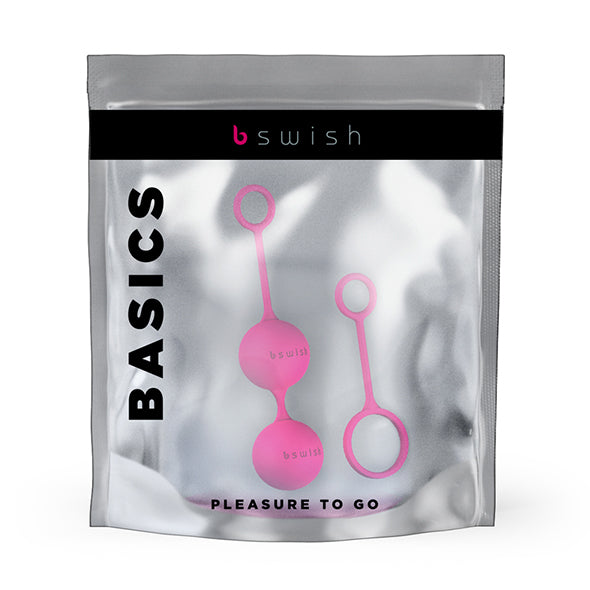 BSwish Bfit Basics 2 in 1 Kegel Balls - Sex Toys