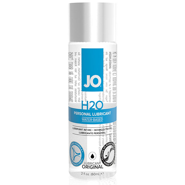 System JO H2O Original Water Based Lube 60ml