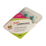Super KAMAGRA 2 in 1 Action Tablet (4 X 160MG) - Sex Toys For Men