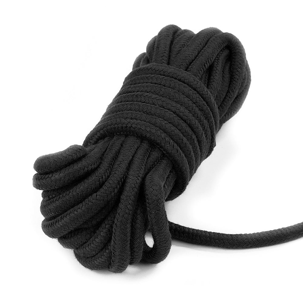 LoveToy Fetish Japanese Cotton Bondage Rope 10 Metres - Sex Toys Bondage