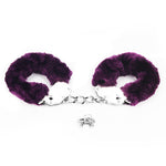 LoveToy FETISH Pleasure Fluffy Handcuffs - Sex Toys