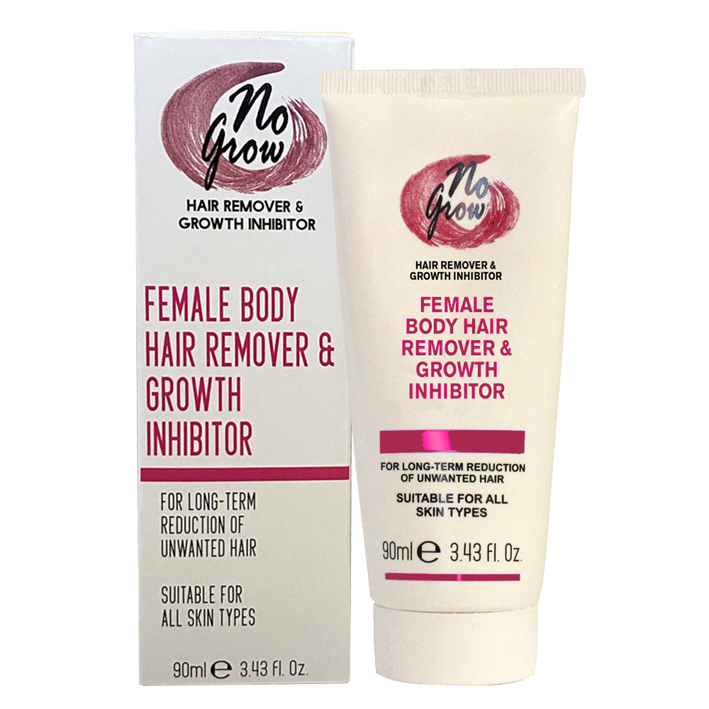 No Grow Female Body Hair Remover & Growth Inhibitor 90ml