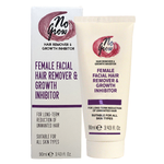 No Grow Female Facial Hair Remover & Growth Inhibitor 90ml - Sex Toys