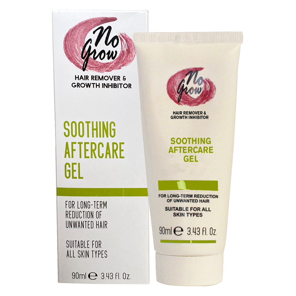 No Grow Soothing Aftercare Gel 90ml - Sex Toys