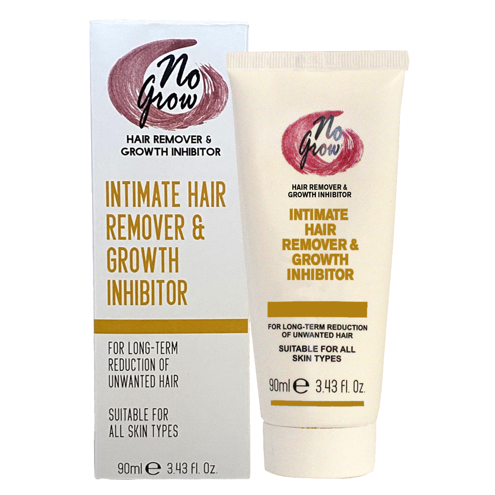 No Grow UNISEX Intimate Body Hair Remover & Growth Inhibitor 90ml - Sex Toys