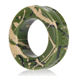 Oxballs PIG-RING Silicone Cock Ring Military
