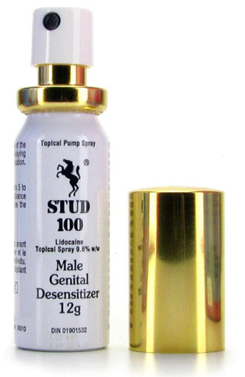 Stud 100 Delay Spray - Adult Toys
