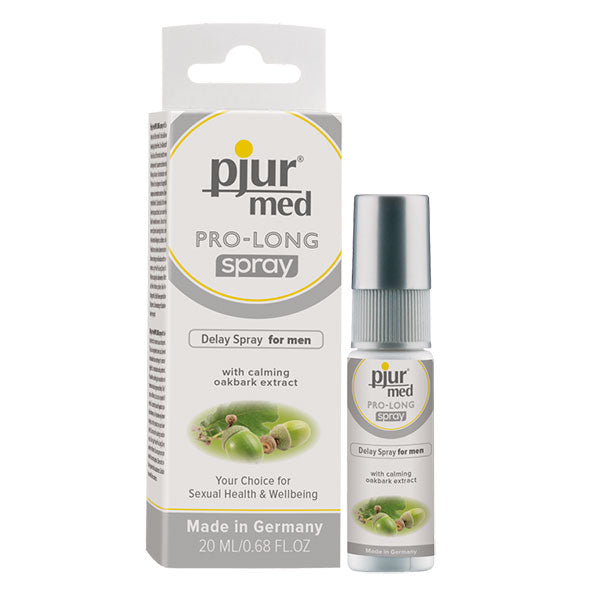 Pjur Med Pro-Long Delay Spray 20ml