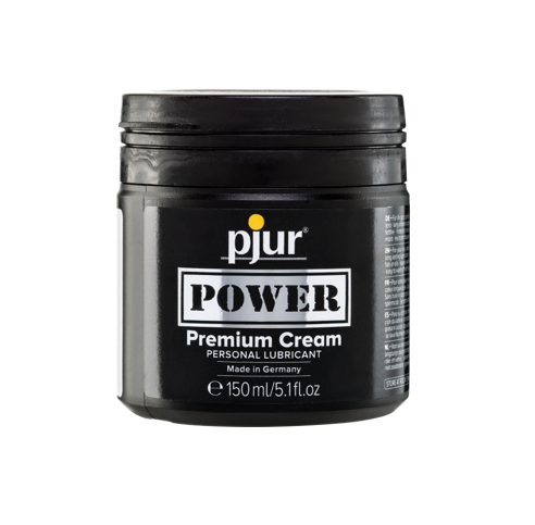 Pjur POWER Premium Cream | Personal Lubricant 150ml