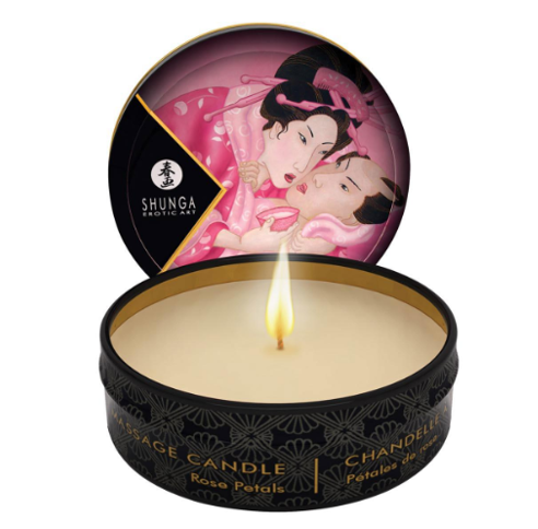Shunga Massage Candle 30ml - Sex Toys
